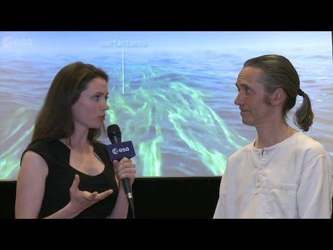 Earth from Space: Ocean acidification