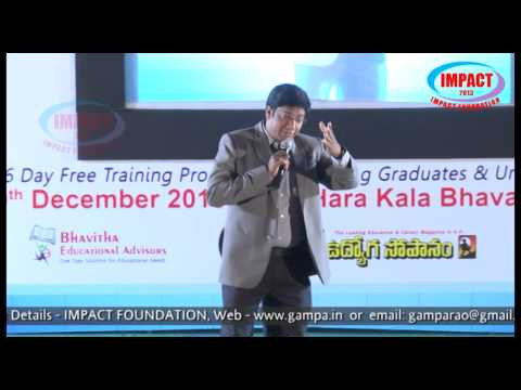 Law of Attraction by Bhogadhi N Raj at IMPACT