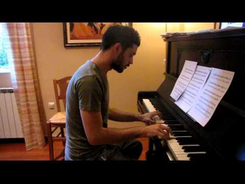 Roberto Cacciapaglia - Atlantico (Piano) (Antonis Papakonstantinou)