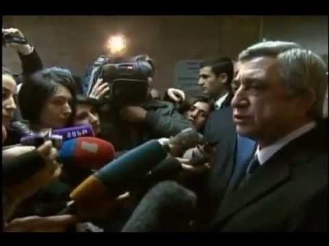 Президентские выборы в Армении перенесены