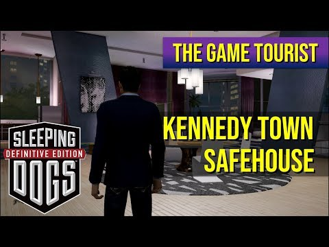 The Game Tourist: Sleeping Dogs - Kennedy Town Safehouse |