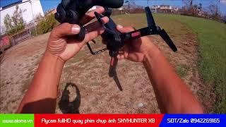 Hướng dẫn sử dụng Flycam Sky Hunter X8 camera full HD Drone