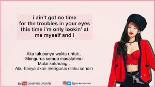 Lirik Mudah nyanyi SOLO JENNIE 'BLACKPINK' by GOMAWO Indo Sub