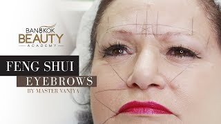 Feng Shui Eyebrows by Master Vaniya