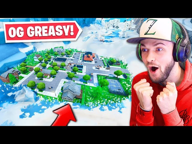 OG Greasy Grove to RETURN!