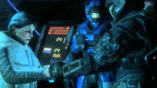 John and Cortana: Origins and Great Sacrifice (A Halo 4 Prequel)