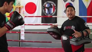 Kru Muay Thai Tip Of The Week - Basic Thai Pad Holding Pt. 1