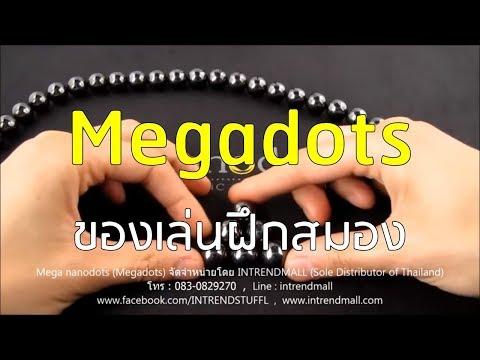 Mega nanodots (Megadots) เมก้าดอท จัดจำหน่ายโดย INTRENDMALL