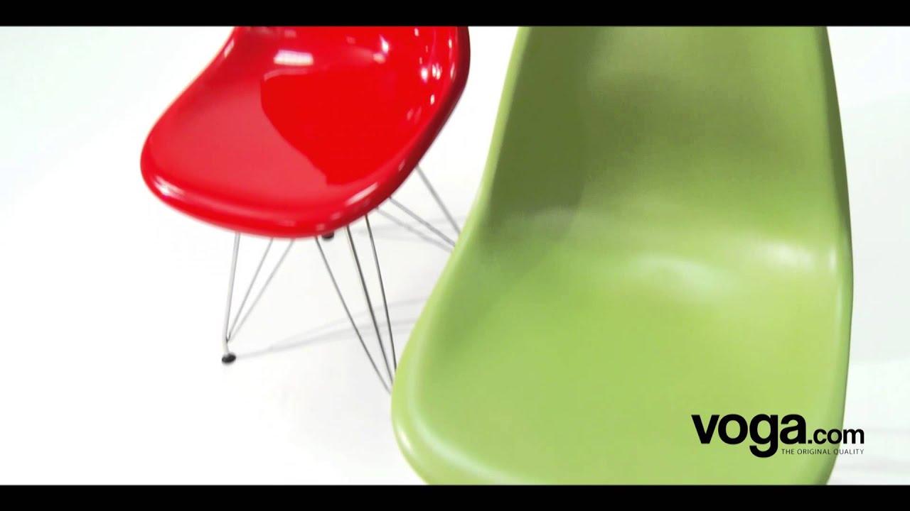 Dsr Stoel Replica : Eames dsr stil voga se replika av charles eames dsr stol