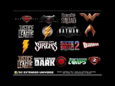 My Thoughts on Future of DC Extended Universe (Justice League, Gotham City Sirens and More!!)