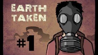Flash Game Earth Taken - Ep. 1