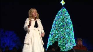 Jackie Evancho in HD  O Holy Night  at the National Christmas Tree Lighting   YouTube