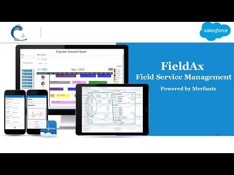 FieldAx: Field Service Management DEMO