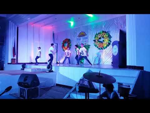 Sense Satisfaction Miss Teen Cabalian 2015 (laroso street boys)