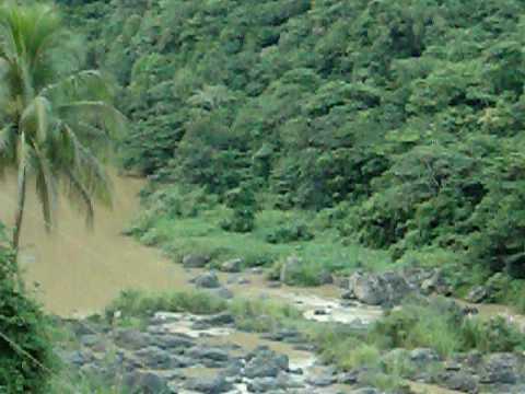 Puerto Rico  Represa en Comerio.