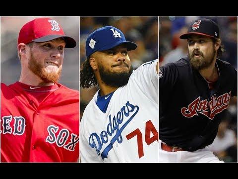 Pick 1: Craig Kimbrel or Kenley Jansen or Andrew Miller?