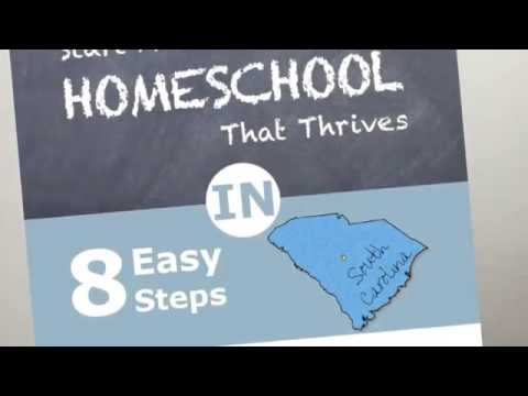 Homeschool in South Carolina: South Carolina Homeschool Laws