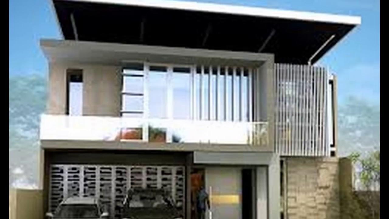 Desain Rumah Minimalis Dengan Atap Datar