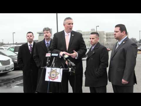 ShOA Press Conference at Correctional Center(1/2)