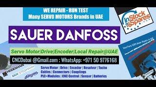 Sauer Danfoss Servo Motor Repairs @ UAE Dubai, Abu Dhabi  Saudi Arabia, Oman, Bahrain, Kuwait
