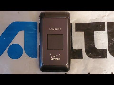 Verizon Wireless Samsung Haven (SCH-U320)