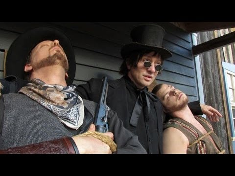 Day of the Gun a New Western Picture 2013 directed by Wayne Shipley One-Eyed Horse Productions