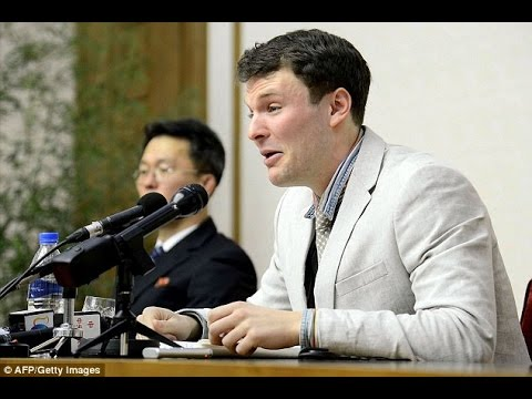 Otto Warmbier Detained In North Korea Sentenced To 15 Years Of Hard Labor!!!