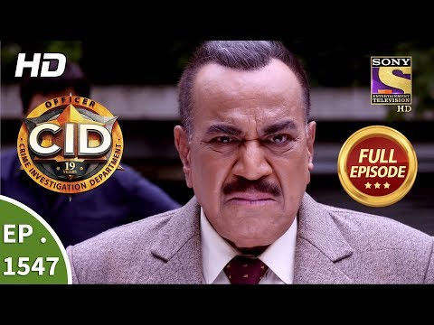 CID - Ep 1547 - Full Episode -27th October, 2018