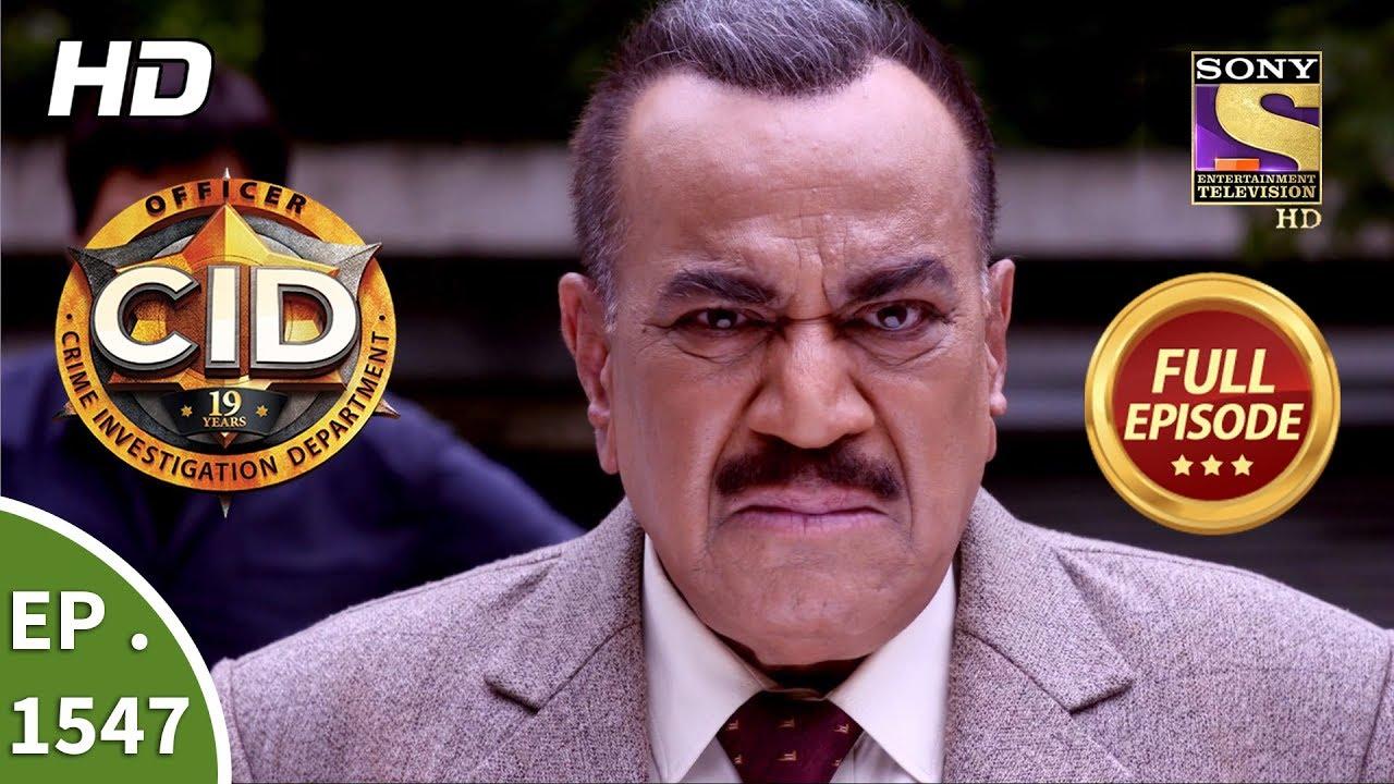 CID - Ep 1547 - Full Episode -27th October, 2018