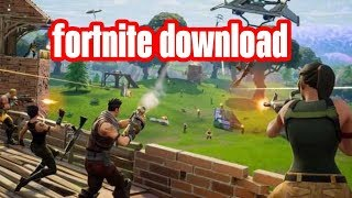 android fortnite Download  , for iOS ,PC all versions