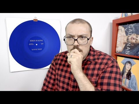 Kanye West – Jesus Is King ALBUM REVIEW