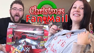 Christmas Gifts From Fans! You Wont Believe What They Sent Us!
