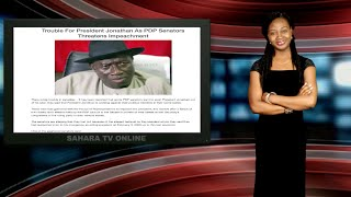 Keeping It Real With Adeola - Eps. 145 (Senators Threatened To Impeach President Jonathan?)