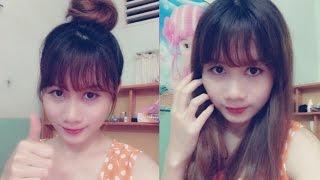 Hairstyles - Cách Tự Cắt Tóc Mái Thưa Hàn Quốc Cực Dễ | Yêu Làm Đẹp