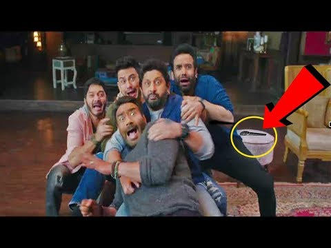 (29 Mistakes) In Golmaal Again - Plenty Mistakes In Golmaal Again Full Hindi Movie | Ajay Devgn