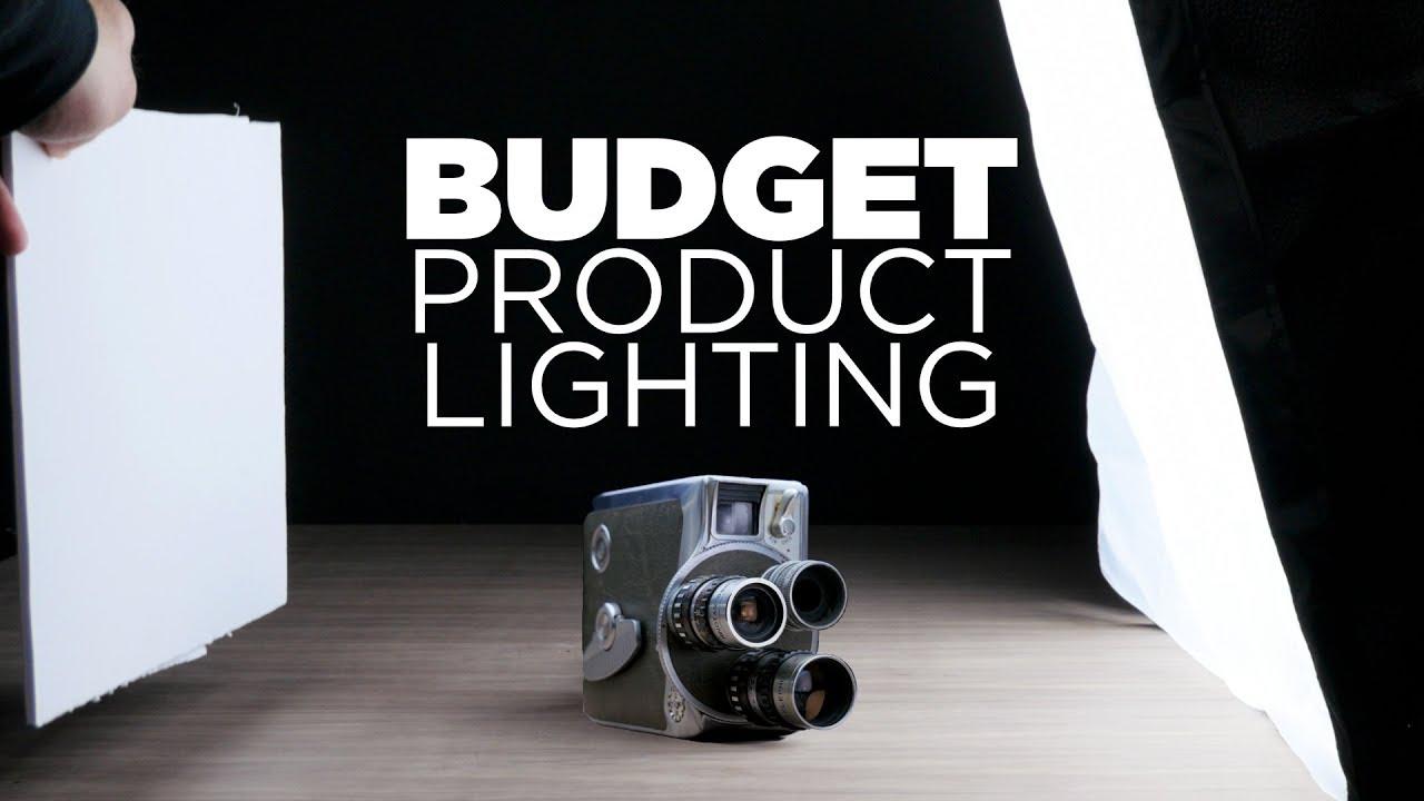 50 Product Lighting Setup
