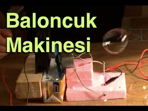 54.video - Baloncuk Makinesi , Kendin Yap