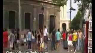 Испания, Барселона. Готический квартал(, 2011-09-09T11:56:26.000Z)