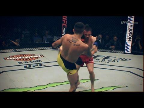 Brad Pickett vs Marlon Vera [ HIGHLIGHTS]