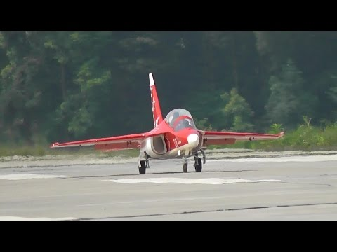 RC Jet Meeting 2015 - Radio Controlled Gas Turbine Jet Flights