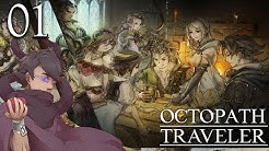Octopath Traveler - Episode 1『Therion, the Thief』