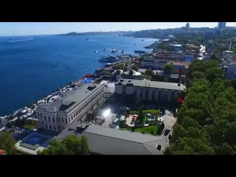 Four Seasons Istanbul at the Bosphorus - A Bird's Eye View of Our Luxury Hotel