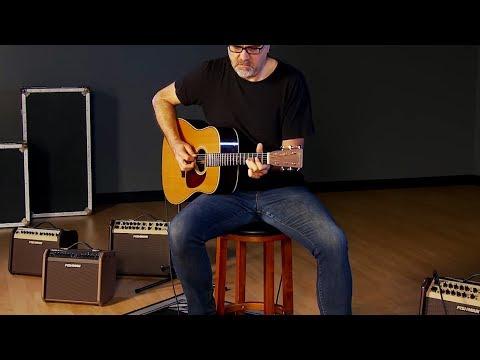 Fishman Loudbox Series - Demo With Greg Koch