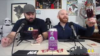 Nerdsense Drinks Reviews - #358 450 North Slushy Blackberry Jam