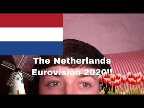 THE NETHERLANDS Eurovision 2020 [REACTION]🇳🇱 - Jeangu Macroony - Grow
