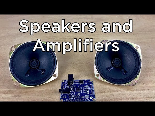 Hook up speakers to raspberry pi