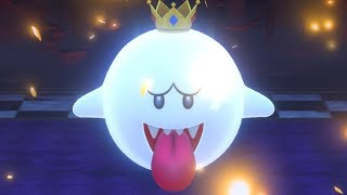 Mario Tennis Aces - King Boo Co-op Challenge (A Rank)
