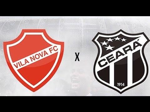 Os gols de Vila nova-GO 3x4 Ceará - 23/07/2016