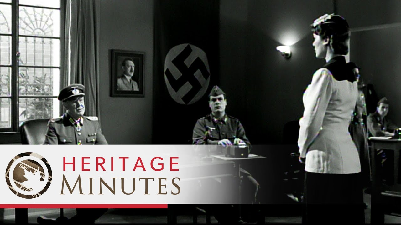 Heritage Minutes: Mona Parsons