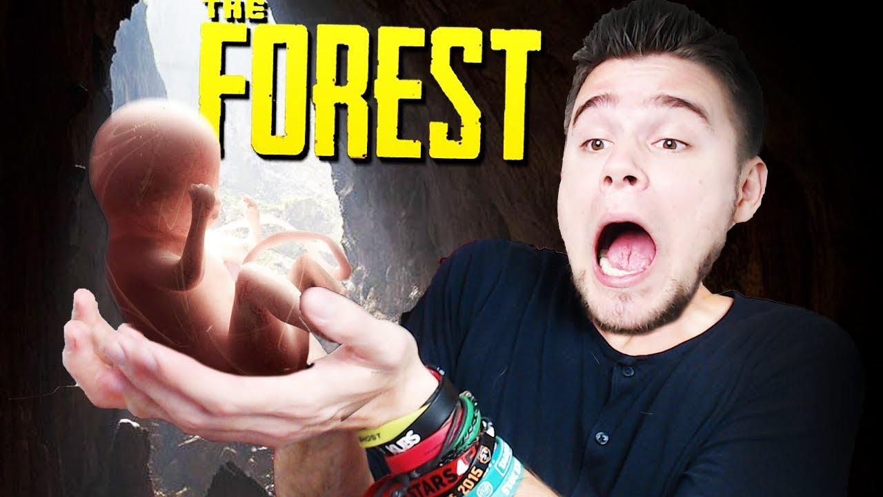 PEŁZAJĄCE PŁODY ATAKUJĄ!   The Forest [#7] (With: Dobrodziej)